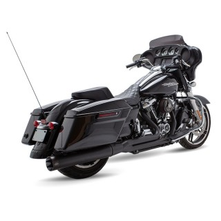 SCARICO S&S SIDEWINDER 2-IN-1 NERO HARLEY TOURING