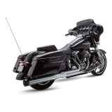 SCARICO S&S SIDEWINDER 2-IN-1 CROMO HARLEY TOURING