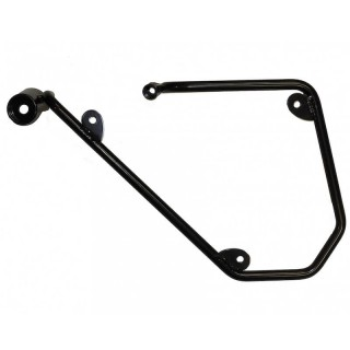 WILD HOG SIDEBAGS LEFT BRACKET SDX DYNA 2003-2017