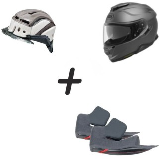 FULL FACE MOTORCYCLE HELMET FULL REGENERATION