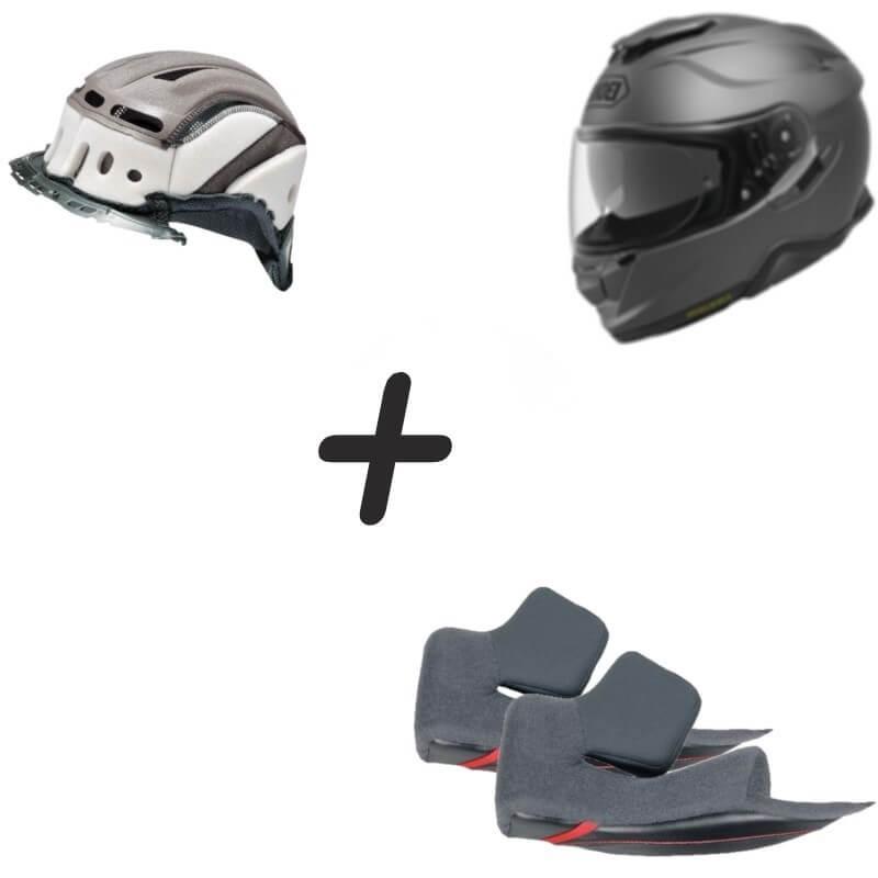 FULL FACE MOTORCYCLE HELMET FULL REGENERATION