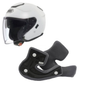 ARAI/SHOEI OPEN FACE BIKE HELMET CHEEKPADS REGENERATION