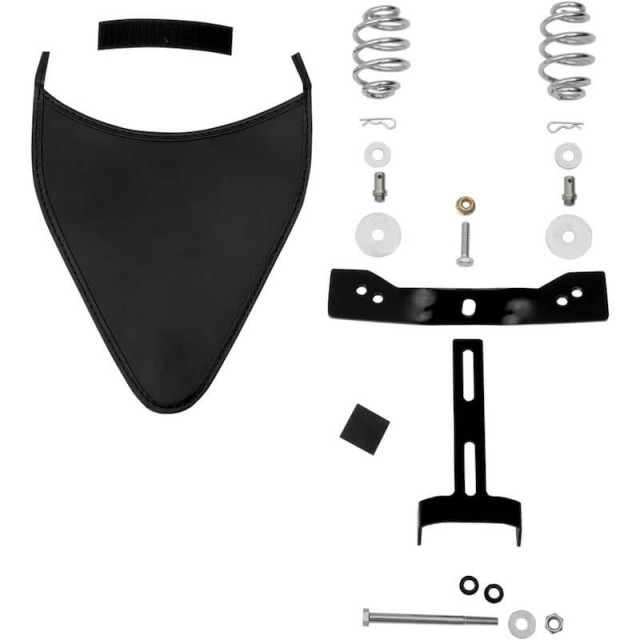 DRAG SPECIALTIES KIT FISSAGGIO SELLE A MOLLE HARLEY SPORTSTER XL 2004-2020