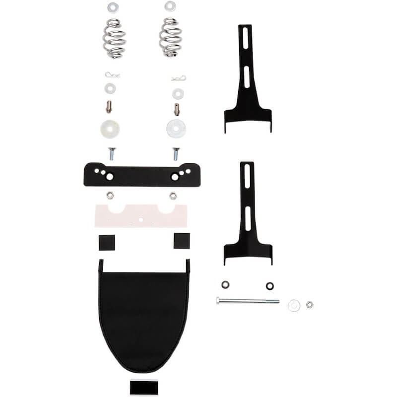 DRAG SPECIALTIES SPRING SOLO SEAT MOUNT KIT FOR HARLEY DYNA 1999-2017