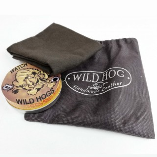 WILD HOG GREASE FOR LEATHER BAGS