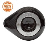 TEARDROP CARBON COVER FOR S&S STEALTH AIR CLEANER