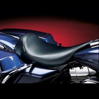 LE PERA SILHOUETTE SOLO SEAT HARLEY ELECTRA E ROAD GLIDE 1997-2001