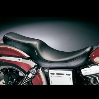 LE PERA SILHOUETTE 2-UP SEAT HARLEY DYNA 2006-2017