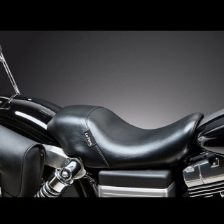 SELLA LE PERA BARE BONES UP FRONT SEAT HARLEY DYNA 2006-2017