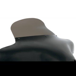 23cm SMOKE SPOILER WINDSHIELD FOR MEMPHIS SHADES BATWING