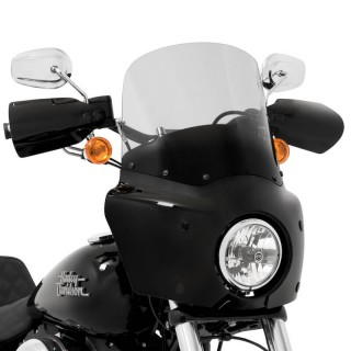33cm GHOST WINDSHIELD FOR MEMPHIS SHADES ROAD WARRIOR FAIRING