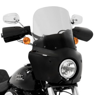 38cm GHOST WINDSHIELD FOR MEMPHIS SHADES ROAD WARRIOR FAIRING