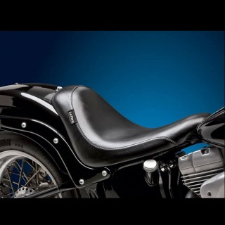 LE PERA SILHOUETTE SOLO SEAT HARLEY SOFTAIL 2006-2017