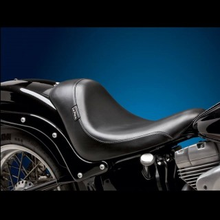 LE PERA SILHOUETTE DELUXE SOLO SEAT HARLEY SOFTAIL 2006-2017