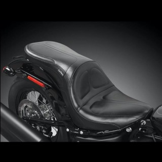 LE PERA MAVERICK 2-UP STITCH SEAT HARLEY SOFTAIL SLIM-STREET BOB 2018-2020