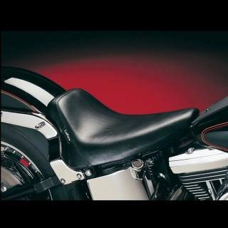 SELLA LE PERA BARE BONES SOLO SEAT HARLEY SOFTAIL 2008-2017