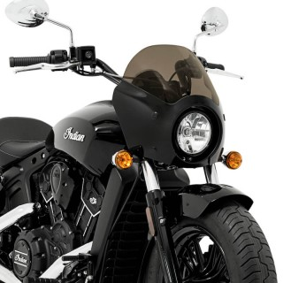 MEMPHIS SHADES CAFE FAIRING FOR INDIAN SCOUT SIXTY 2015-2020 - ZOOM