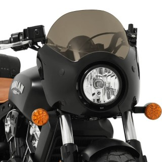 MEMPHIS SHADES CAFE FAIRING FOR INDIAN SCOUT BOBBER 2018-2020
