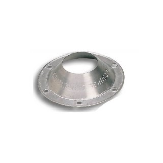 "SUPERTRAPP 4"" STAINLESS STEEL OPEN END CAP"
