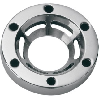 "SUPERTRAPP TRAPPCAP SLOTTED WHEEL 4"" ALUMINUM END CAP"