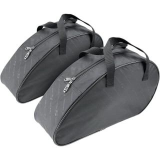 SADDLEMEN TEARDOP SADDLEBAG LINER SET - LARGE