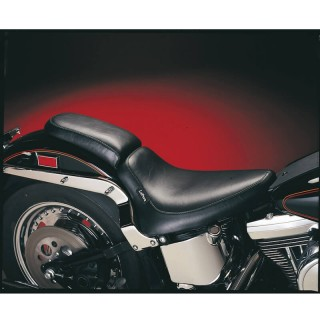 SELLA LE PERA SILHOUETTE SOLO SMOOTH SEAT HARLEY DAVIDSON SOFTAIL 1986-1999