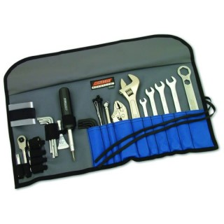 CRUZ TOOLS ROADTECH TR2 TOOL KIT FOR TRIUMPH MOTORCYCLES