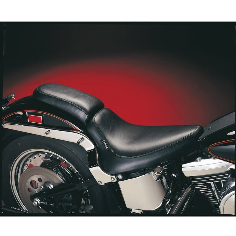 LE PERA SILHOUETTE SOLO SMOOTH SEAT HARLEY DAVIDSON SOFTAIL 1986-1999