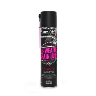 MUC-OFF MOTORCYCLE ALL-WEATHER CHAIN LUBE