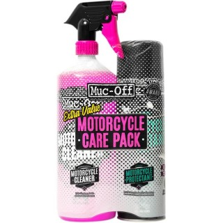MUC-OFF MOTOCYCLE CARE DUO KIT