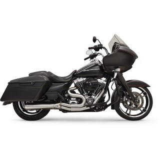 BASSANI XHAUST ROAD RAGE III 2 IN 1 SHORT EXHAUST FOR HARLEY TOURING 99-06