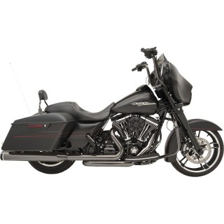 SCARICHI KHROME WERKS CROSSOVER ECLIPSE FONDELLO TRACER HARLEY TOURING 09-16