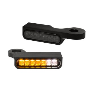 HEINZ BIKES LED TURN SIGNALS WITH POSITION LIGHTS FOR HARLEY DAVIDSON SPORTSTER 2014-2020