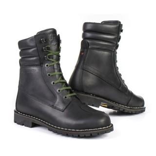 STYLMARTIN YU'ROK BOOTS - BLACK
